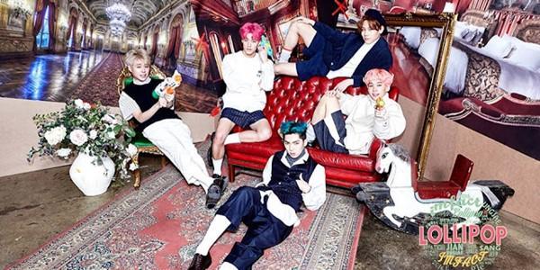 Jelang Debut, IMFACT Kembali Rilis Sebuah Teaser Grup