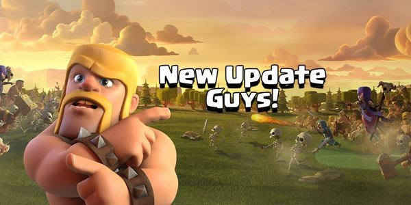 Kembali Update, Inilah 8 Update Terbaru Games Clash of Clans (COC)