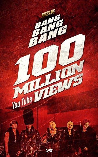Keren! MV Bang Bang Bang Milik Big Bang Tembus 100 Juta Viewer!