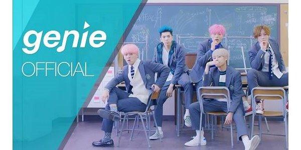 Lusa Debut, Boygrup IMFACT Tampil Kece di MV Terbaru 'Lollipop'