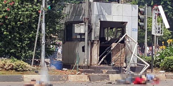 Muncul Bukti Baru, Benarkah Ledakan Bom Sarinah Hanya Pengalihan Isu 3