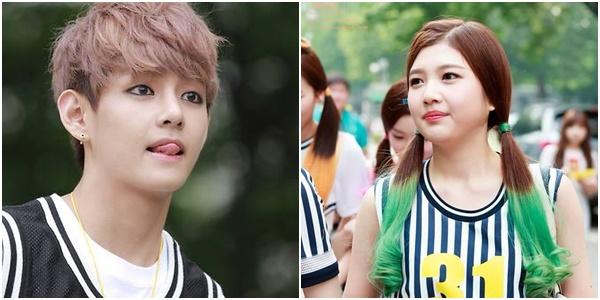 Netizen Ini Temukan Bukti Kalau V BTS dan Joy Red Velvet Pacaran! 2