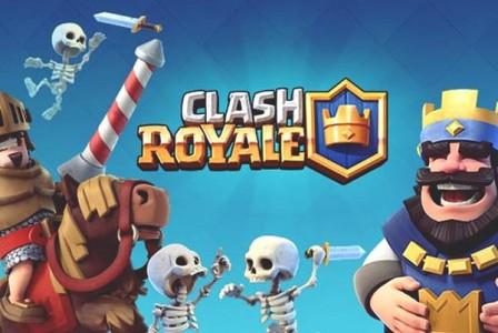 Game Clash Royale Versi 1.1.1 Akhirnya Rilis Untuk Android Di Indonesia