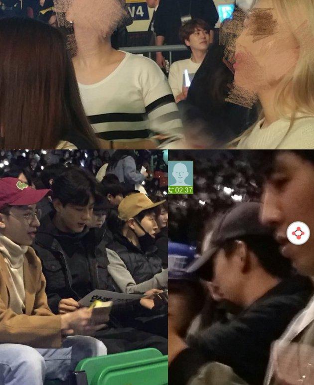 Ssst.. Ada Kyuhyun cs Di Konser EXO