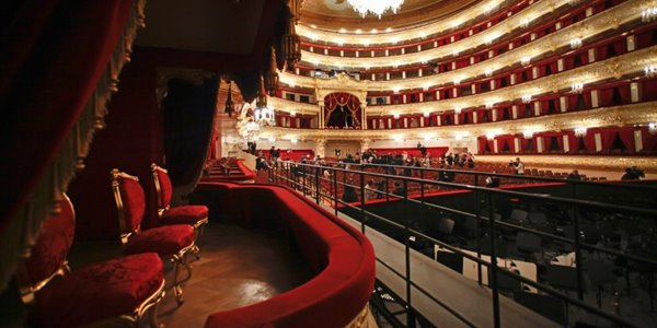Russia Bolshoi Theater