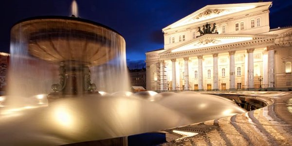 Bolshoi Theater, Gedung Kebanggaan Rusia yang Simpan Banyak Cerita