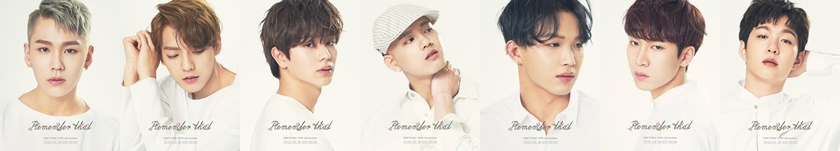 Ini Dia Daftar Lagu Comeback BtoB di Album 'Remember That'