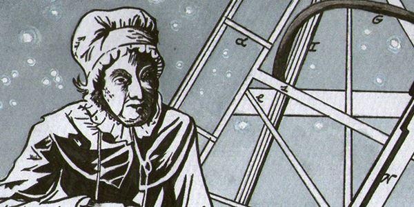 Caroline Herschel, Berawal dari Membantu Kakak Hingga Temukan Komet 2