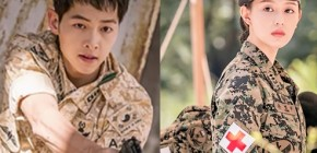 Begini Jadinya Jika Couple 'Descendants of the Sun' Si Jin dan Myung Ju