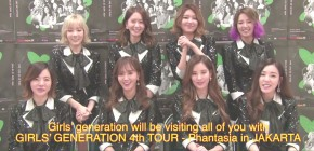 Jelang Konser 'Phantasia in Jakarta', SNSD Beri Sapaan Manis Untuk Fans