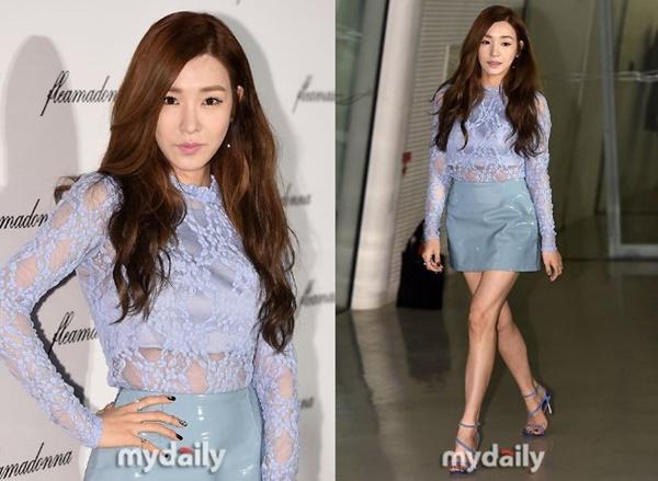 Hadiri Seoul Fashion Week, Tiffany SNSD Justru Disindir Netizen