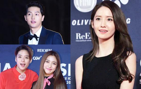 Hadiri Style Icon Awards 2016, Song Joong Ki dan SNSD Tampil Memukau 4