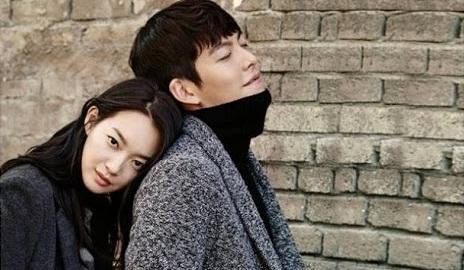 Sweet, Shin Min Ah Kirim Makanan Ke Lokasi Syuting Kim Woo Bin