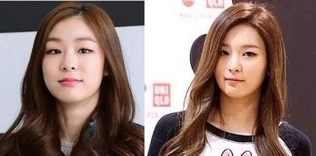 5 Foto Ini Bukti Kim Yuna & Seulgi Red Velvet Mirip