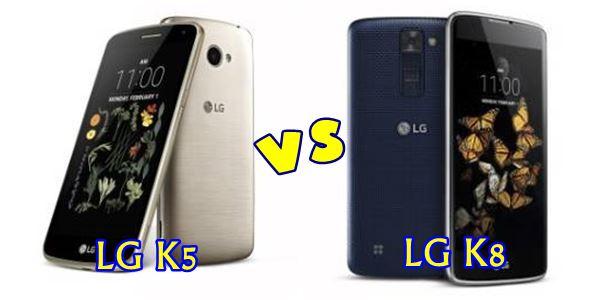 LG K5 dan K8, Duo Smartphone Baru Andalan LG Bakal Dirilis Bulan Ini 2
