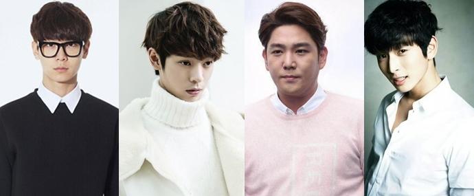 Kangin SuJu dan Jinwoon 2AM Bintangi Reality Show Baru JTBC