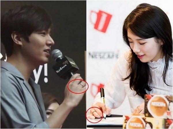 Pakai Cincin yang Sama, Lee Min Ho dan Suzy Sudah Bertunangan 2