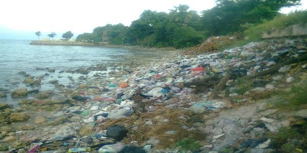Sedayulawas, Dirapikan Sampah  Sebelumnya, Kini Sampah Beralih Tempat