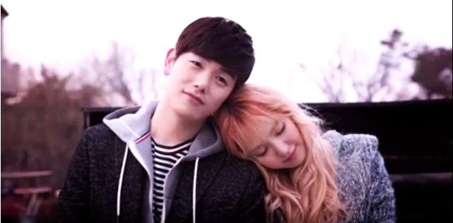 'Spring Love' Wndy Red Velvet - Eric Nam