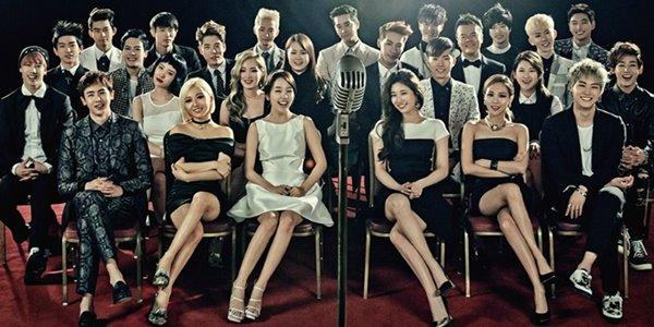 Tiru Konsep SM Station, JYP Kenalkan Proyek 'JYP Duet Match' 2