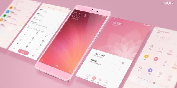 Wow, Xiaomi Mi Note 2 Bakal Usung Layar Melengkung seperti Samsung