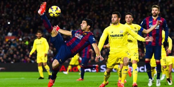 barcelona-vs-villarreal 2-2
