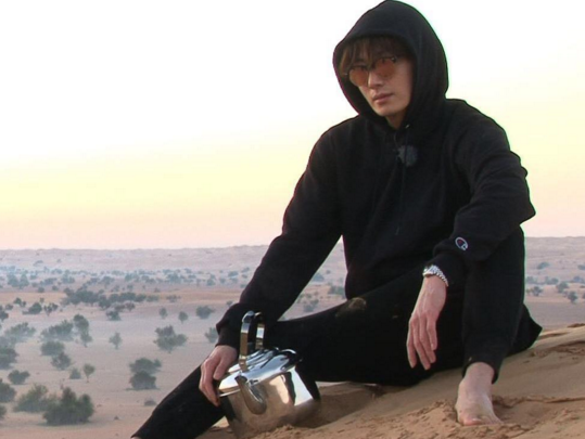 Ini Aksi Kocak Jung Il Woo Saat Ditantang 'Running Man'