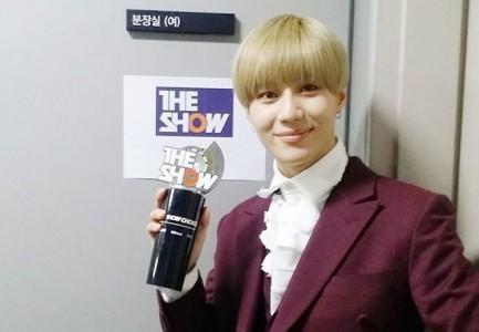 Taemin SHINee The Show