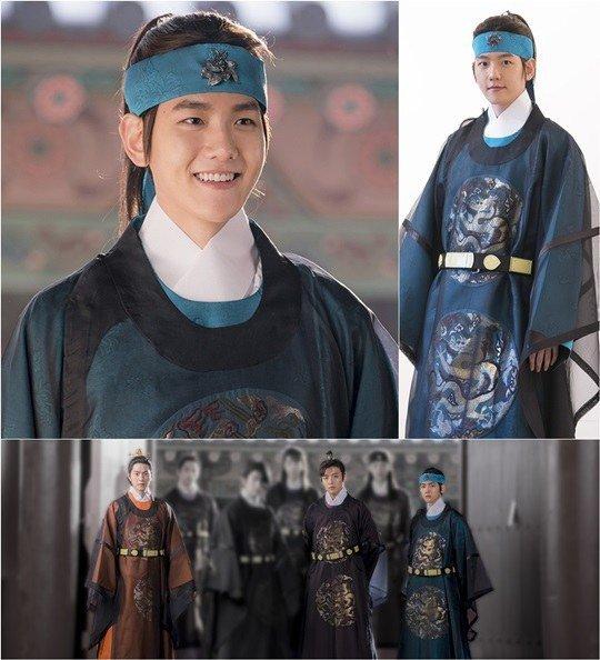 Begini Menawannya Pangeran Kekaisaran Baekhyun EXO 'Scarlet Heart: Ryeo'