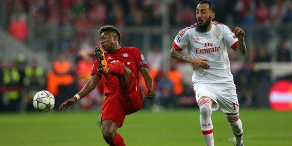 Bayern Muenchen vs Benfica Alot, Ini Hasil Liga Champions Tadi Malam