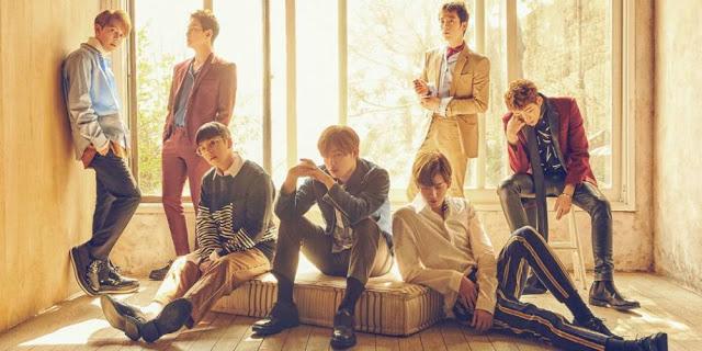 Block B Rilis Teaser Group Untuk 'Blooming Period'