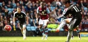 Cetak Gol, Pato Bantu Chelsea Antar Aston Villa ke Pintu Degradasi