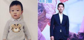 Lihat Betapa Miripnya Daebak vs Song Joong Ki Kecil