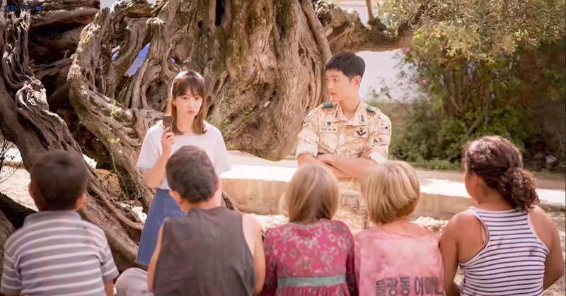 KBS Pertimbangkan Produksi 'Descendants of the Sun' Season 2