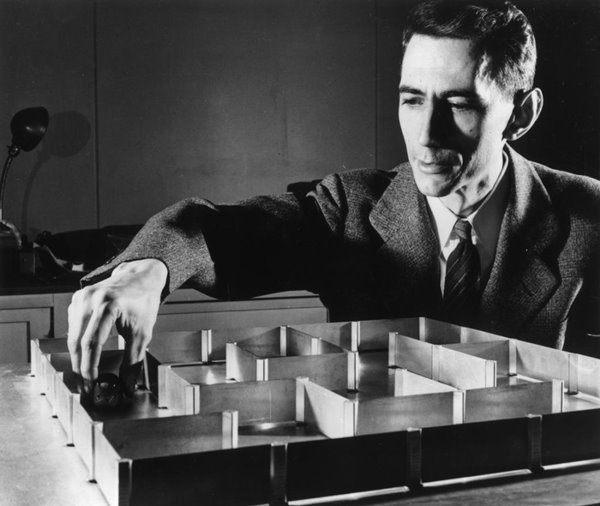 Fakta dan Sejarah Claude Shannon, Sang Teknisi yang jadi Google Doodle 2