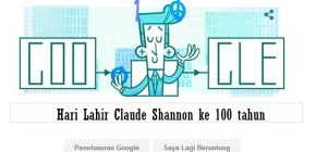 Fakta dan Sejarah Claude Shannon, Sang Teknisi yang jadi Google Doodle