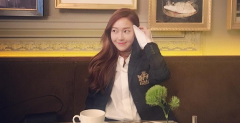 Jessica Jung Rencanakan Debut Solo Saat Birthday Fan Meeting
