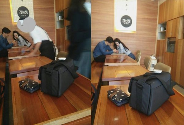 Kepergok saat Kencan, Netizen Sebut Sulli & Choiza Mirip Ayah dan Anak