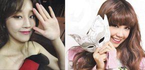 Park Bo Ram dan Jung Eun Ji Ungkap Tipe Ideal