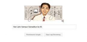 Prof. Dr. Samaun Samadikun, Bapak Mikroelektronika yang Hiasi Google