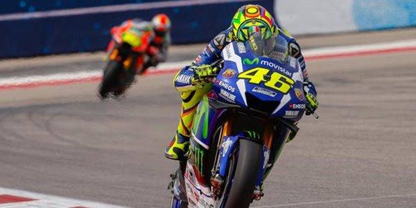 Rossi Gagal Finis, Inilah Hasil MotoGP Austin Amerika Tadi Malam