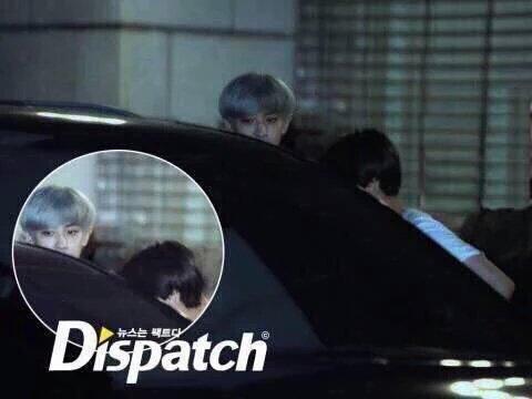 Selain Kai EXO dan Krystal, Dispatch Juga Bakal Ungkap Pacar Chanyeol