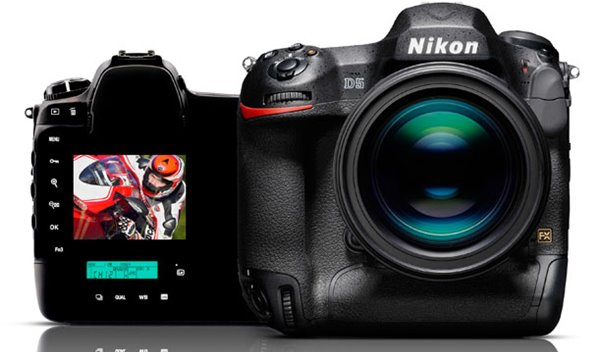 Spesifikasi dan harga DSLR Nikon D5