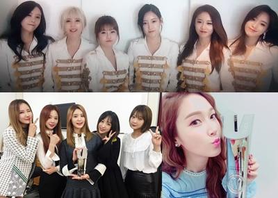 T-ara, EXID dan Jessica Jung Boyong Penghargaan V Chart Awards