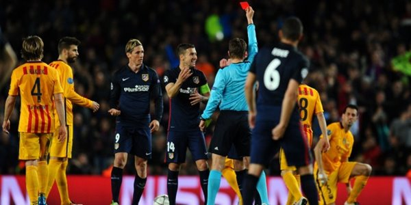 Torres Out, Inilah Hasil Liga Champions Barcelona vs Atletico Madrid