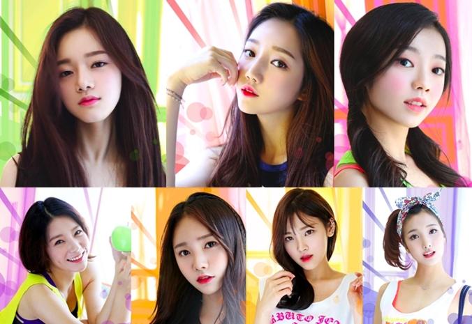 Haeyoung, Suyeon dan Miso 'Produce 101' Debut Sebagai A.DE KabarDunia.com_A_haeyoung, suyeon dan miso