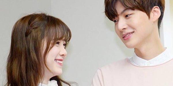 Ahn Jae Hyun dan Go Hye Sun Rayakan Pernikahan di Rumah Sakit Anak 2