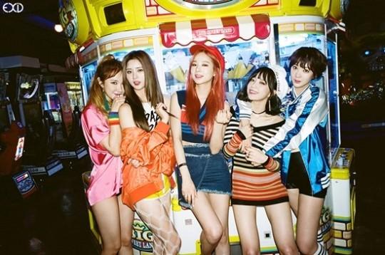 Jelang Comeback, EXID Mulai Ungkap Teaser Grup dan Individu