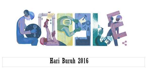 Fakta dan Sejarah Dibalik Hari Buruh Hingga Menjadi Google Doodle