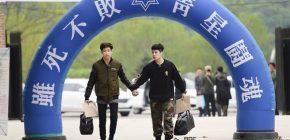 Jackson dan BamBam GOT7 Beri Salam Perpisahan Sebelum Latihan Militer